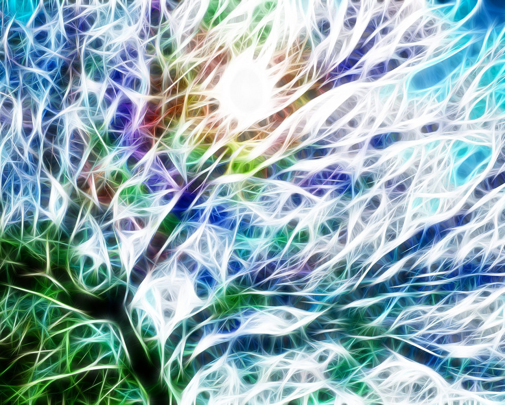 Fractalius Tree